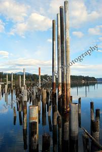 Seabeck Marina Pylons