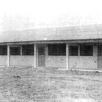 "The Phuoc Van School in Long An Province. The three room school was constructed by Team 0107 using 8""x8""x16"" blocks made at the team compound.<br /> Photo: Seabee Team Deployment Completion Report"