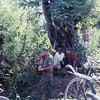 Cdr. Bill Wilson Visits Team 1109's Site-Chiang Kham, Thailand 1967