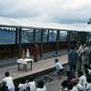 Buddhist Monks Dedicate Prayer Building Built By Team 1109 and BPP-Ampur Tuern, Thailand 1967