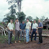 Seabee Team and USOM Reps-Thailand 1967