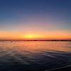 sunrise on the sound