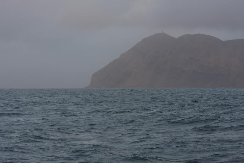 Punta Norte, San Lorenzo Island