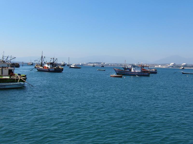 Quintero harbor