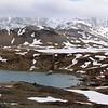 overlooking Grytviken ...