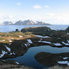 hiking from Maiviken to Grytviken