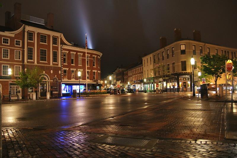 Market Square, Portsmouth, NH