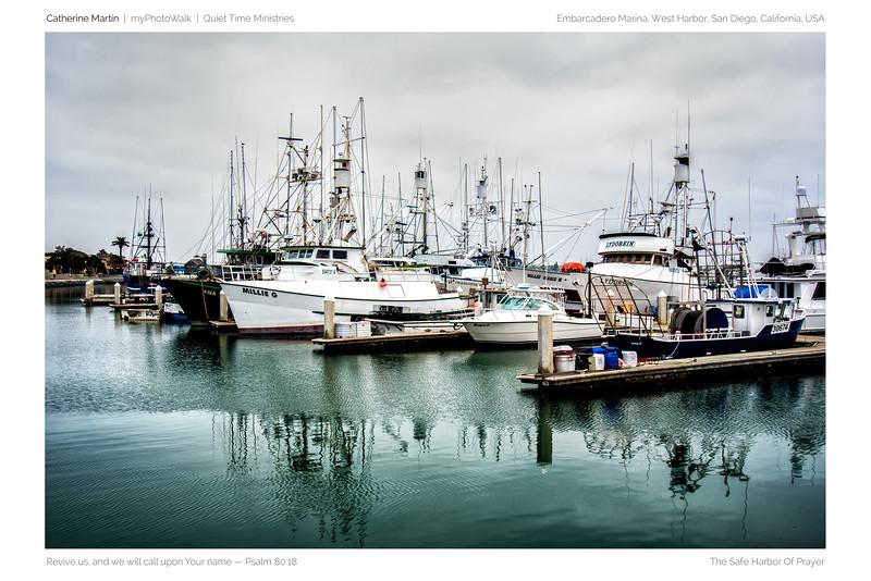 The Safe Harbor Of Prayer