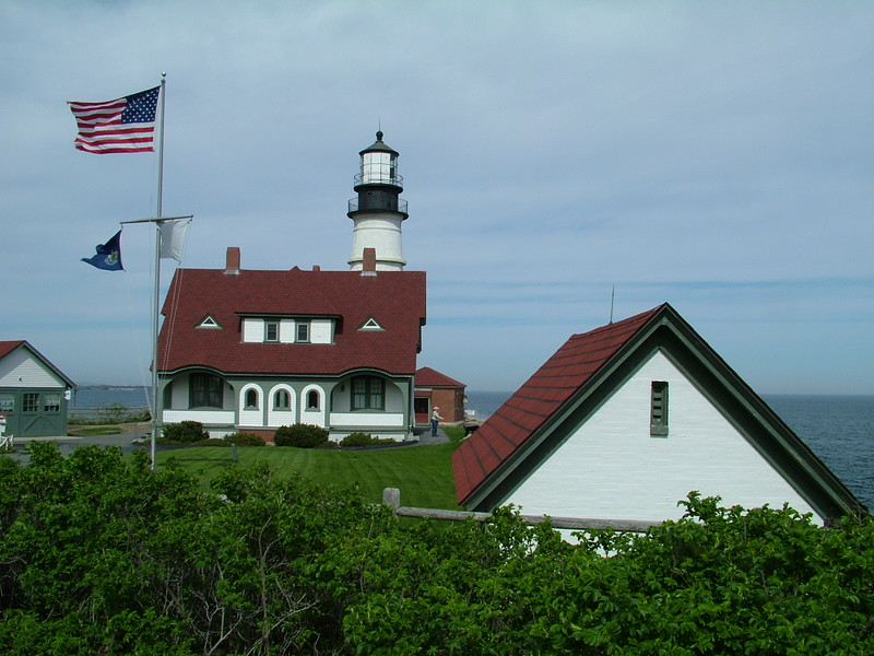 Portland Light - Maine