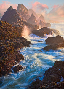 Seal Rock Splash