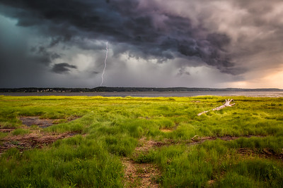 A Storm At Great Bay