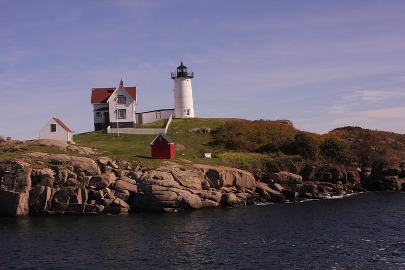 Nubble Lighthouse, Cape Neddick, Maine