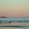 Nubble Light - from Long Sands - York Beach, Maine