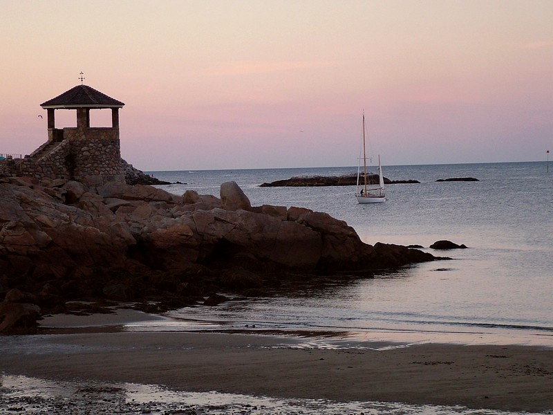 Rockport ~ Pigeon Cove