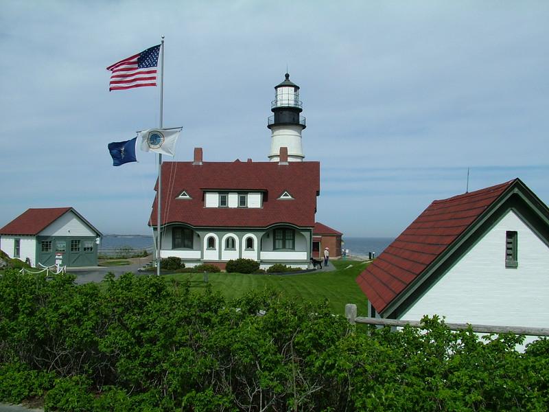Portland Light ~ Maine