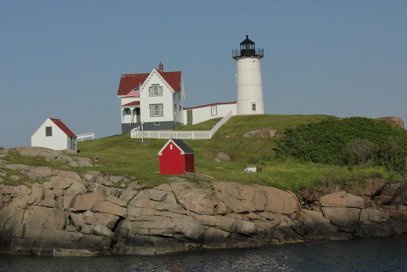 Nubble Light - Cape Neddick, Maine
