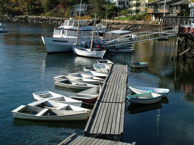 Perkins Cove - Ogunquit, Maine