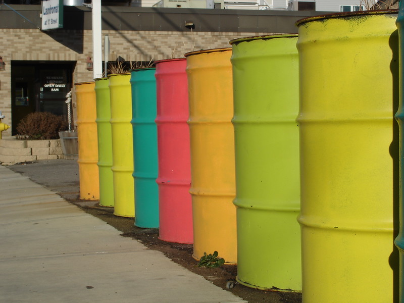 Hampton Beach Barrels