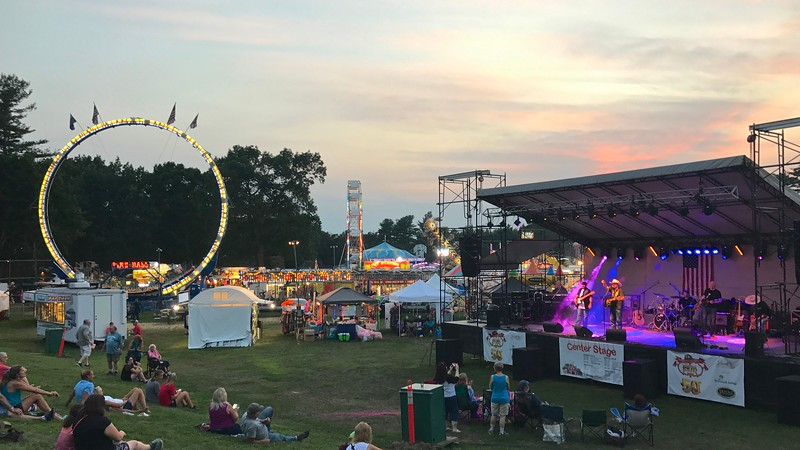 Stratham Fair Concert - 2017