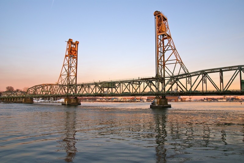 The Original Memorial Bridge