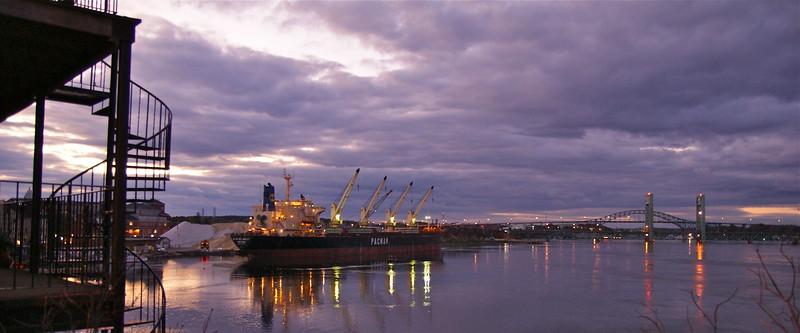 Purple Port, Portsmouth