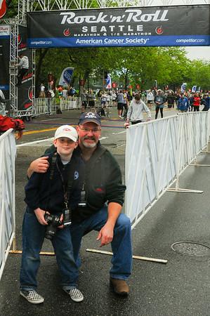 Will and Steve Schimmelman