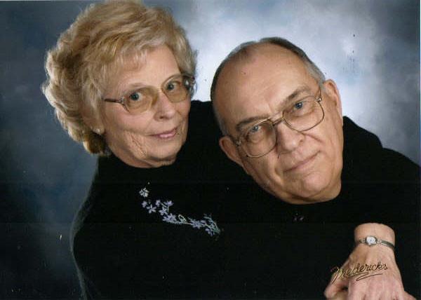 Jack and Sharon Lewis