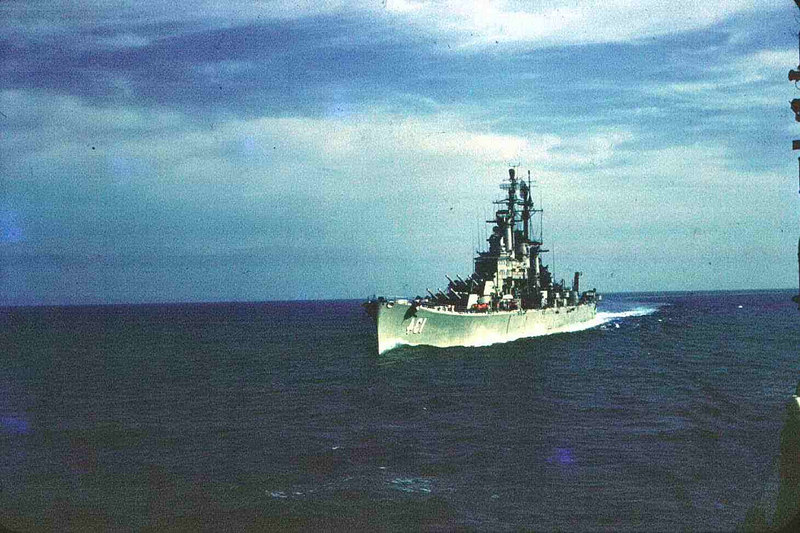 Guided Missile Cruiser