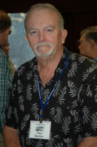At the reunion in 2010.