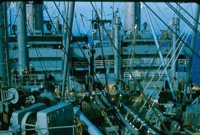 59 - 60 by Captain Vincent E. Schumacher, Captain, USS Altair