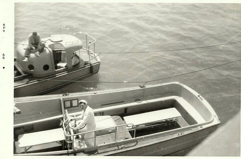 DC3 Lou Colandrea In the Med, Naples I think