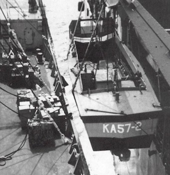 Does anybody remember the collision with the USS Capricornus, AKA-57 in 1964?