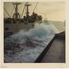 Underway ammo transfer Mediterranean 1965