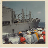 Arrival of USS Sylvania, May 1965 (Med.)