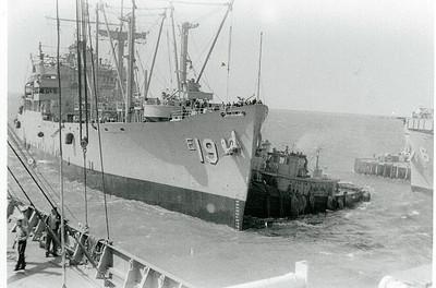 Norfolk AE19 1963