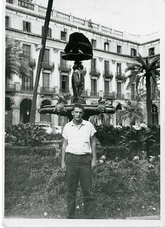Adam's Barcelona, Spain September 1962
