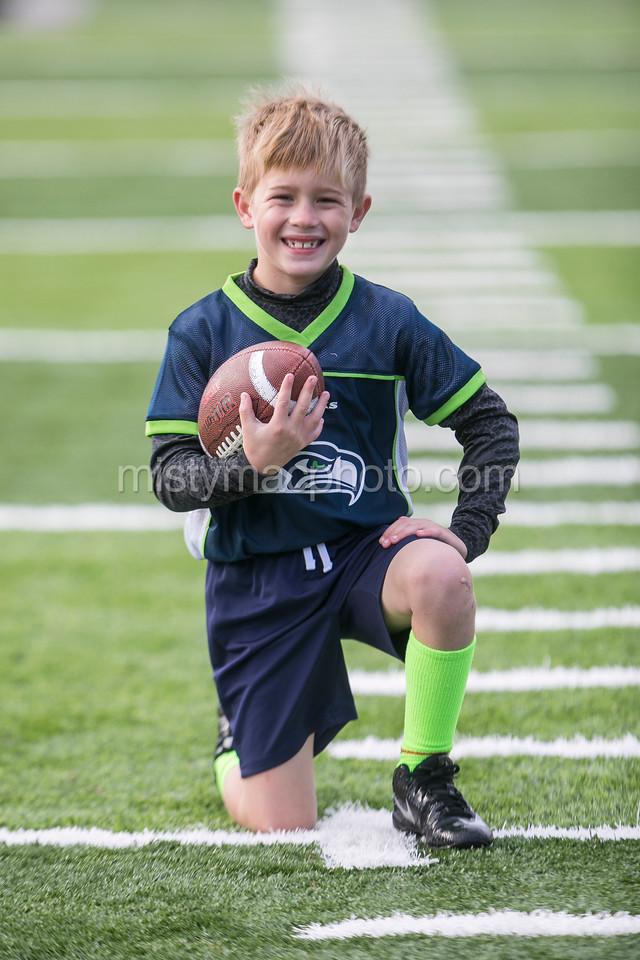Seahawks Flag Football 2017