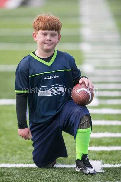 Seahawks Flag Football 2017