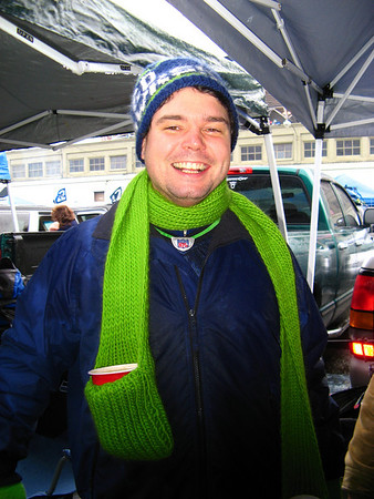 Seahawks Beat the Redskins in the Playoffs - Jan 5, 2008