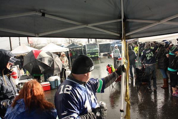 Seahawks Vs Green Bay January 18, 2015