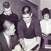 Charles Thumser, Bill Shroyer, Bob Anderson, Bonnie Schmier