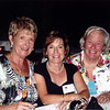 Corrine Fischer, Linne Underdown Forester, Marilyn Merker Fisher