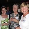 Connie Bassett Lee, Linda Haack Goble, Kathy Pilling Rivard