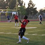 Bakersfield Brigade vs Seahorses. May 13, 2006. Game played at La Mirada High. La Mirada, California USA