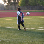 Bakersfield Brigade vs Seahorses. May 13, 2006. Game played at La Mirada High. La Mirada, California USA