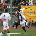 L.A. Galaxy vs Seahorses. May 21, 2006. Game played at La Mirada High. La Mirada, California USA