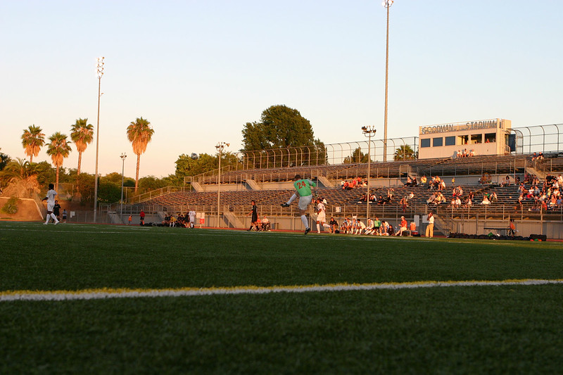 Los Angeles Storm vs Seahorses. July 1, 2006.  Game played at La Mirada High. La Mirada, California USA