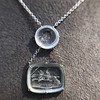 Racing Day Jockey & Horses Pendant, by Seal & Scribe 23