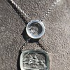 Racing Day Jockey & Horses Pendant, by Seal & Scribe 16