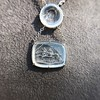 Racing Day Jockey & Horses Pendant, by Seal & Scribe 17